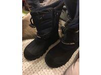 Children's winter/snow boots size 12