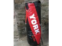 York Boxing Bag / Punch Bag - 3 ft - Hardly Used