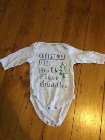 Next Christmas vest
