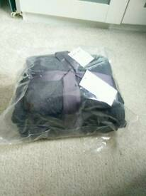 Towel bale brand new from Next - grey/charcoal
