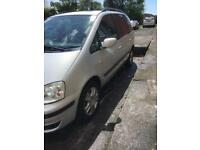 Ford Galaxy 19 tdi automatic SOLD