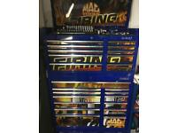 Mac tools..... tool chest full of tools