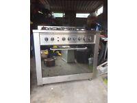 Freestanding Range Cooker