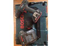 Bosch combi drill 18v