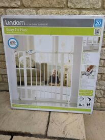 Brand New Lindam Easy Fit Plus Stair Gate - Unopened Box