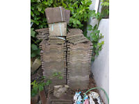 Roof Tiles (Approx 100)