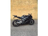 Yamaha YZF R6 - Black - Very Low Mileage (7k) - late 2007 (57 Plate)