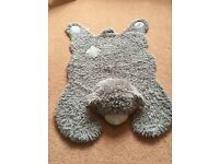 Genuine Tatty Teddy (me to you bears) plush rug