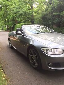 BMW 330D Convertible M Sport Full BMW Service History All Optional Extras