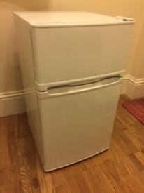 Small Currys Fridge Freezer - Barely Used - RRP £150