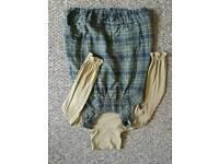 Zara Girls set. Blouse and dress. Size 7-8 years.