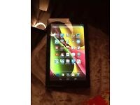 "7"" Tablet Archos with charger"