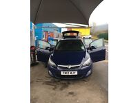 Vauxhall Astra 1.7 eco flex with Parrot MKi9200 Bluetooth and 8 months Evan halshaw warranty