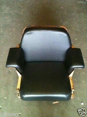 International Ih Dresser Late 175b 175c Crawler Loader Seat Cushion Set 4 Pieces