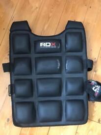 RDX weight vest (10kg)