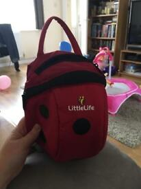 Little life lady bug