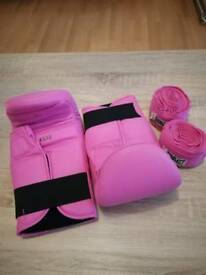 Sparring / boxing mitts