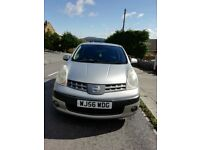 Nissan Note 56reg for sale