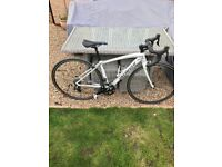 Specialized Amira Ladies Carbon Racing Bike - used once, immaculate condition