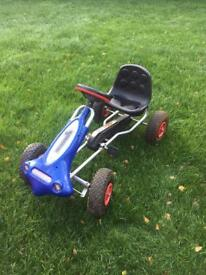 Injusa Children's Pedal Go-Kart