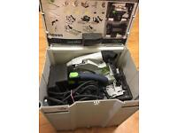 FESTOOL Circular Saw HK85 EB-Plus-GB 240V