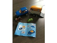 Playmobil SUV with Horse Box