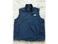 Men's The North Face Softshell Gilet - Size XL