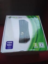 XBox 360 4GB Boxed w/ Assassin's Creed Black Flag