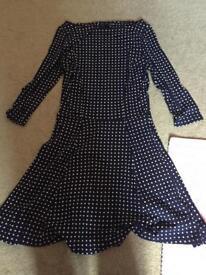 Ladies topshop dress size 8