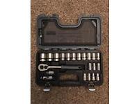 BAHCO S240 socket set