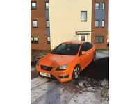 FORD FOCUS ST 2 6 SPEED PETROL MOT.D STUNNING CAR ALROUND VERY FAST NICE CLEAN CAR IN AND OUT