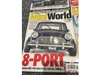 Mini world magazines
