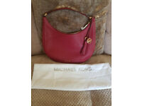 e6bfb421d Michael Kors Lydia Large Hobo Bag, Mulberry - New with Tags
