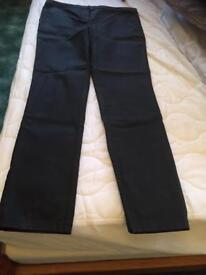Dressy black trousers