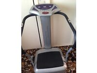 Vibration plate for sale. Excellent frequency range. Multi use circulaion booster