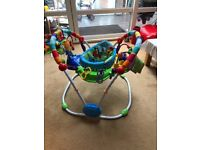 Baby Einstein Neighbourhood Friends Activity Baby Jumper - In very good condition and hardly used.