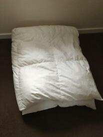 IKEA single duvet honsbar ●●
