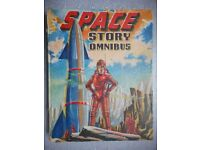 SPACE STORY OMNIBUS.
