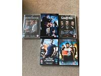 '24' box set and 4 sealed DVD's