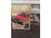 32 Practical Motorists Magazines (1982-1985)
