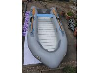 Avon Rollaway 350 (3.5m length) 5 person inflatable boat