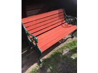 Beautiful garden bench £50 no offers