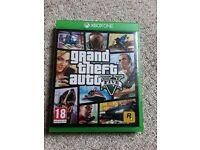 Grand Theft Auto 5 Xbox One game