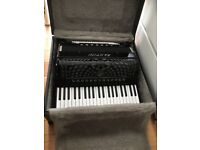 Accordion Fantini 120 bass 5 voice