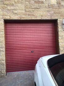 2x Garage roller doors for sale