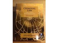 Criminal Law Text, Cases and Materials Jonathan Herring 6th Edition