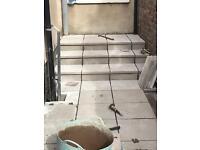 Painter-decorator-tiller-plasterer
