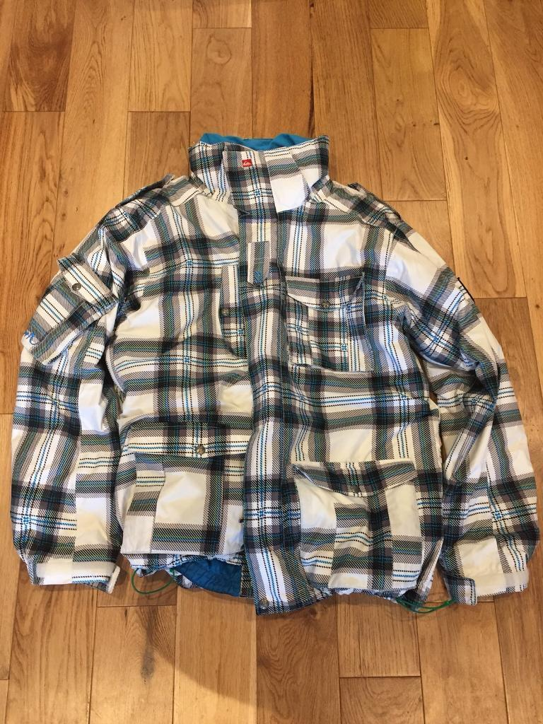 Men's Quicksilver Ski Jacket: Large