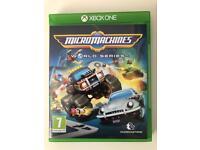 Micro machines world series Xbox one £5