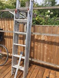 Abru combi ladder